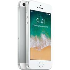 Apple iPhone SE - 16GB - Silver - Unlocked - Smartphone