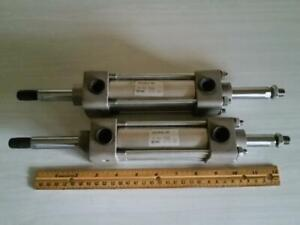 SMC Dual Action Cylinder     Brand New!