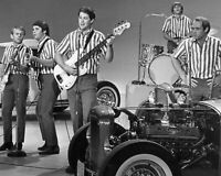 The Beach Boys B/W 8x10 Glossy Photo