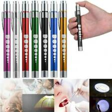 Mini LED Pen Light Medical First Aid Flashlight Torch Nurse Doctor EMT Emergency
