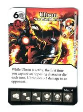 Marvel Dice Masters AOU, Ultron New World Order 70/142 W/Dice