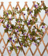 2.2m Long Silk Rose Flower Ivy Vine Leaf Garland Wedding Party Home Decoration