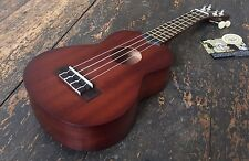 Makala kala MK-S Soprano Ukulele Fitted With Aquila Strings