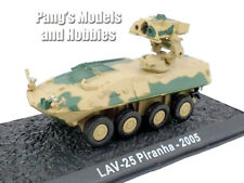 LAV-25 Piranha Light Armored Vehicle - Marines 1/72 Scale Diecast Model