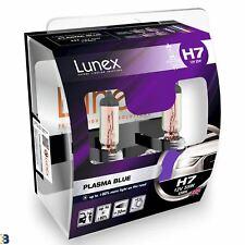 L H7 ALOGENA PLASMA BLU LAMPADINE PER FARI Auto Effetto Blu 4200K TWIN