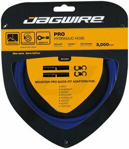 Jagwire Pro Hydraulic Disc Brake Hose Kit 3000mm, Blue