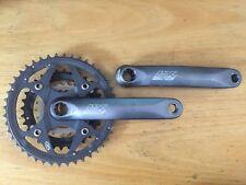 Shimano Deore LX Triple Crankset FC-M571 175mm Triple MTB ATB 44-32-22 Chainring