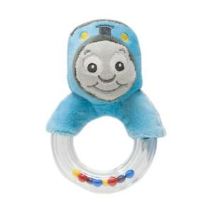 My First Thomas The Tank Engine & Friends Ring Rattle Baby Toy Teether