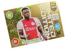 PANINI FIFA 365 2021 LIMITED QUINCY PROMES AJAX AMSTERDAM