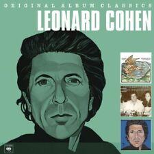 Leonard Cohen - Original Album Classics [New CD] Germany - Import