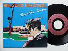 HOLLYWOOD HIGH SCHOOL Theme for a dream 13191  Pressage FRANCE RRR