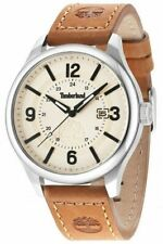 Timberland Blake Mens Gents Wrist Watch Brown Strap TBL14645JS07