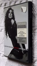 Christina Aguilera - Stripped - Live In The U.K.(DVD) R-2+4, LIKE NEW, FREE POST