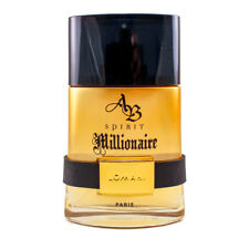 Ab Spirit Millionaire Eau De Toilette Spray 3.3 Oz / 100 Ml Unboxed by Lomani