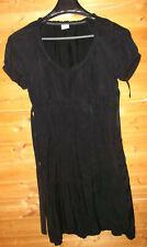 schwarzes Tunika Kleid von Esprit Gr.36