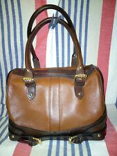 Autograph Brown Leather Bag