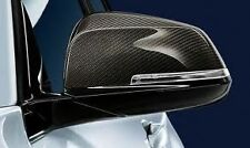 Carbon Mirror Cap Set Genuine BMW F20,F30,F32 3 Series 51162211904 51162211905