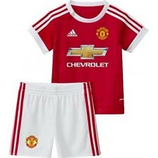 OFFICIAL MANCHESTER UNITED HOME KIT Size 18-24 MONTHS (TODDLER)