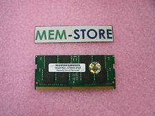 4X70J67436 16GB SODIMM PC4-17000S DDR4-2133 Memory ThinkPad X1 Yoga 6th gen