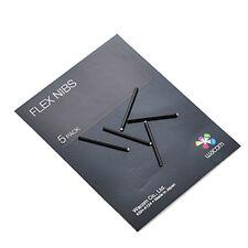 Wacom Flex Nibs ACK-20004 5x Black Replacement Pen Nibs