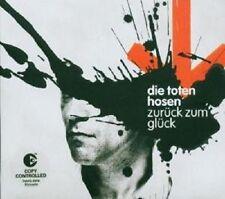 """DIE TOTEN HOSEN """"ZURÜCK ZUM GLÜCK"""" CD NEW+"""