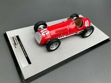 Ferrari 125 F1 Ascari #40 1950 Tecnomodel 1:18 no BBR MR Looksmart !! NEW NEW !!