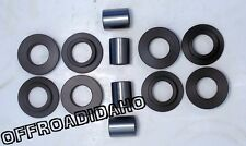 2 SHOCK BEARING BUSHING KITS ARCTIC CAT 400 454 500 650 UPPER LOWER FRONT REAR