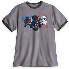 Disney - Darth Vader, TIE Pilot and Stormtrooper Tee for Men- Size Medium - NEW