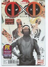 Deadpool Kills Deadpool #1 SDCC Variant Cover