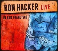 Live: In San Francisco [Digipak] by Ron Hacker (CD, Nov-2012)