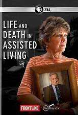 Frontline: Life and Death in Assisted Living (DVD, 2013) FREE SHIPPING