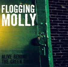 FLOGGING MOLLY--Alive Behind The Green Door--CD--1997 Release--26f