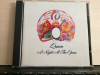 QUEEN - A NIGHT AT THE OPERA - HOLLYWOOD RECORDS - 20 QUEEN YEARS - 1991 NUOVO