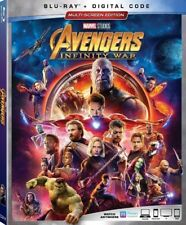 Avengers: Infinity War Blu-ray Only Disc Please Read
