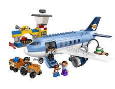 LEGO Duplo großer Flughafen - Jumbo Jet - Set 5595 - Flieger -TOP Set & komplett