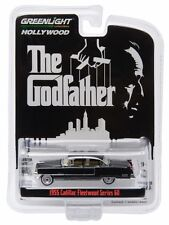 2016 Greenlight  THE GODFATHER 1955 Cadillac Fleetwood Series 60 mint on card!