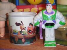 Disney Pixar Toy Story 3 Waiste Basket Buzz Lightyear fits Fisher Price Dollhous