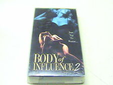 BODY of EVIDENCE 2 Just Try To Resist... - VHS