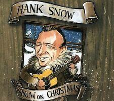 HANK SNOW - SNOW ON CHRISTMAS NEW CD