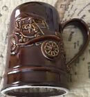 Brown Stein Mug Antique Car From The Original Ohio AAA Collection Gallery 1979