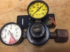 Chudnow - Jo Series - Duel Gauge Co2 N Gas Regulator
