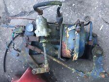 ford d series hand brake mechanism 1970 0nwards