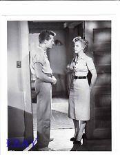 Marilyn Monroe Bill Williams RARE Photo Clash By Night