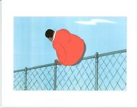 FAT ALBERT & the Gang Production Animation Cel from Filmation 1972-75 b2040
