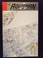 DC Aquaman, Vol. 7 # 6 (1st Print) Ivan Reis 1:25 Sketch Variant