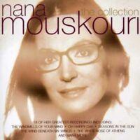 Nana Mouskouri Collection CD NEW