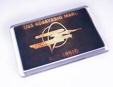 Cool Star Trek Kobayashi Maru Fridge Magnet