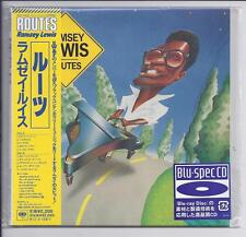 RAMSEY LEWIS Routes JAPAN mini lp cd Blu-spec cd papersleeve cd SICP-20297 NEW