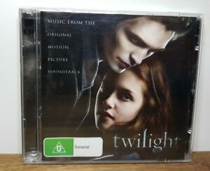 Twilight: Music From Original Movie Soundtrack 2-Disc (Deluxe Edition CD & DVD)