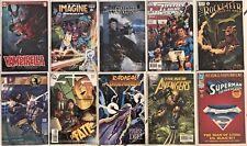 10 Comic Books Rocketeer Superman 52 Avengers Justice League Vampirella and more